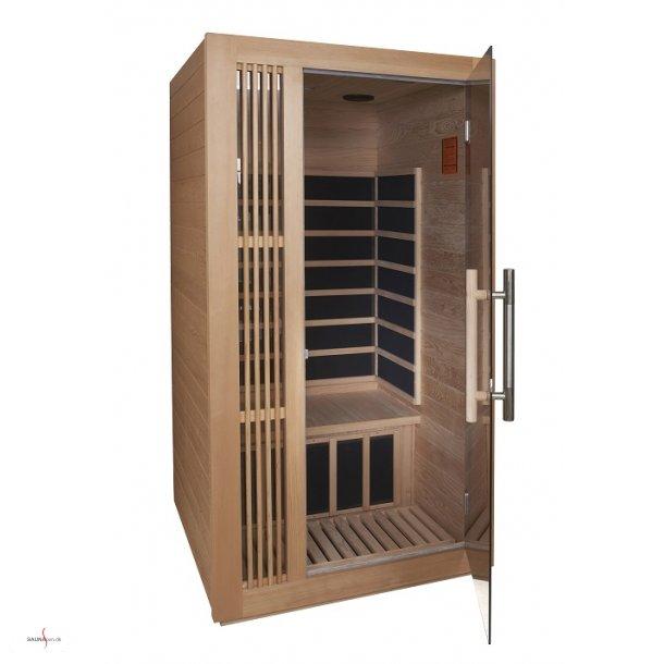 Infratek Infrarød Sauna 1D2 - 1 person