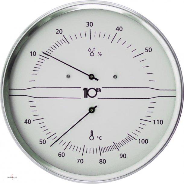 Fischer Sauna thermo-hygrometer